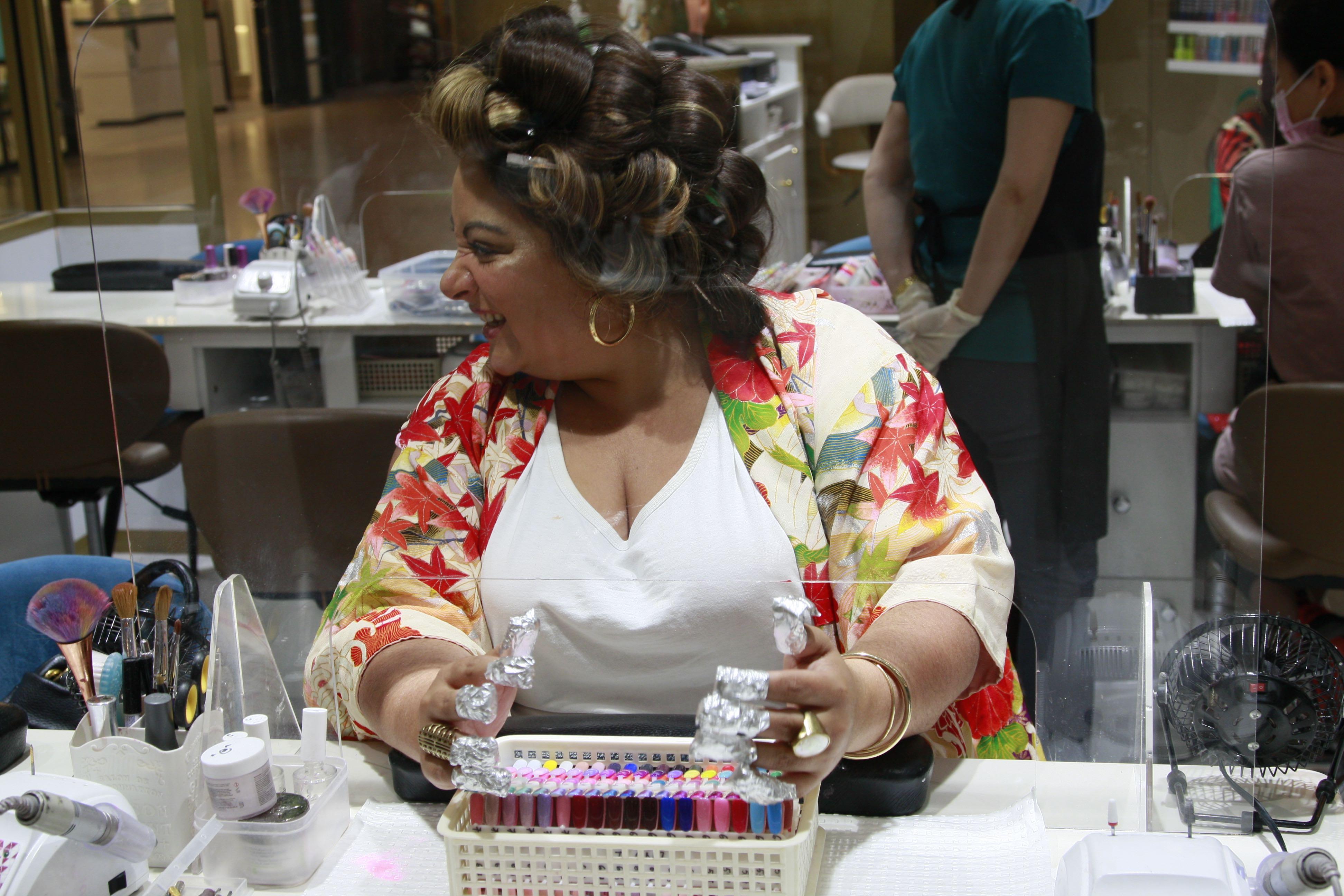nail art, blak, indigenous, global, nail salons, contemporary art, nail power